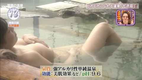 【画像】アド街っく天国の温泉回がエロすぎ